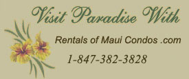 Kihei Condos on Maui's South Shore