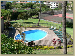 Two bedroom Maui Condo Rentals on the Fourth Floor