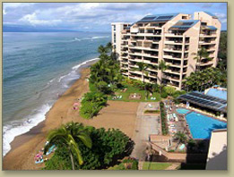 Beach Front Maui Condos For Rent