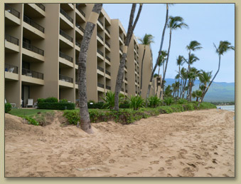 Maui Condo Rental, Sugar Beach