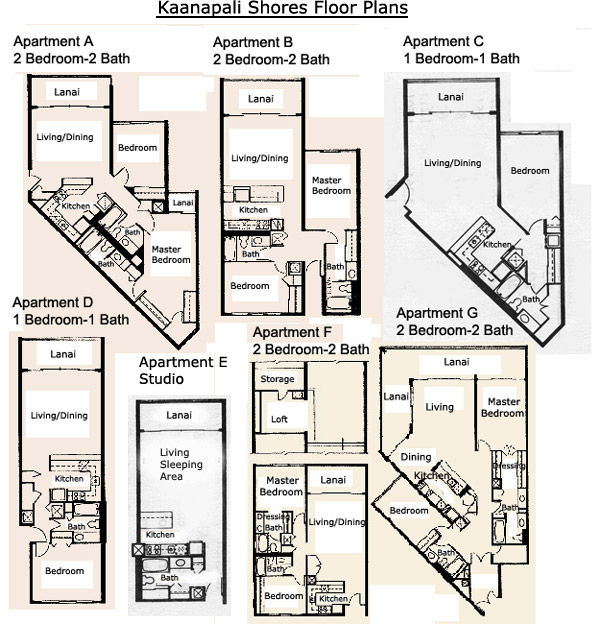 Click Here To View Floorplans